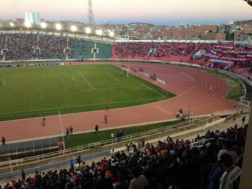 Universitario vence a The Strongest y escala a la segunda posición del Clausura