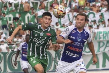 Sport Boys y Oriente Petrolero empatan 1-1 en Santa Cruz