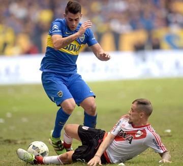 Boca y River Plate  igualan sin goles en el clásico