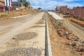 Pavimento abarcará sólo mitad de avenida