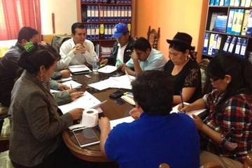 Comisión de Asamblea Legislativa comienza revisión de documentos de postulantes