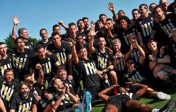 Juventus pentacampeón