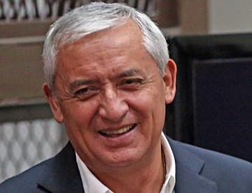 Imputan a ex presidente de Guatemala