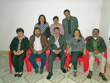 Histórica reunión de la familia Murillo