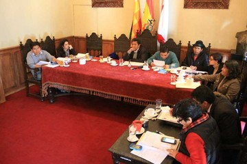 Concejales del oficialismo aprueban el ajuste al POA