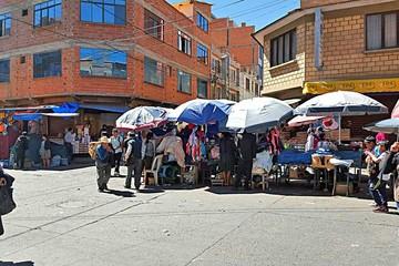 Comerciantes suspenden protestas programadas
