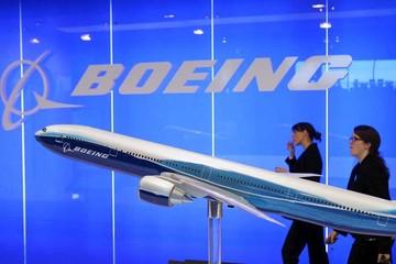 Caen los beneficios de la multinacional Boeing
