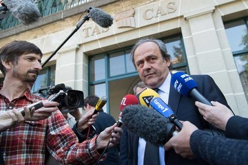 UEFA abre la puerta a un regreso pronto de Michel Platini