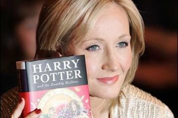 J.K. Rowling pide perdón por la muerte de un personaje