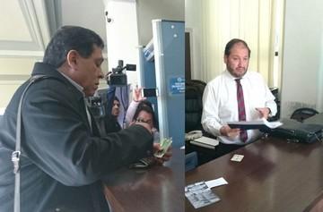FBF se constituye como víctima ante Fiscalía en proceso contra ex dirigentes