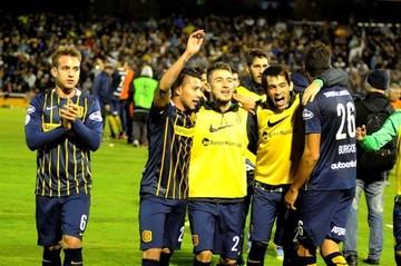 Rosario Central doblegó a Gremio y se clasificó a los cuartos de final