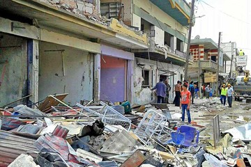 Bombas no dan tregua a la sufrida población siria