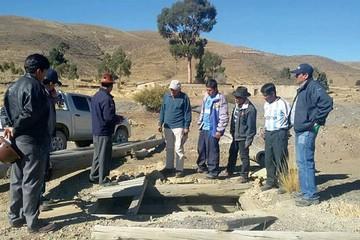 Proyecto de ingenio minero en Chuquisaca avanza lentamente