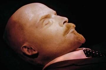 La momia de Vladimir Lenin