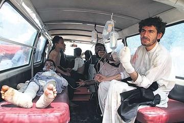 Afganistán: Un choque deja decenas de muertos