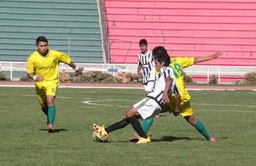 ACHF: Atlético Sucre gana  y vuelve al segundo lugar