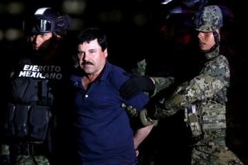 """Juzgado aprueba extradición del """"Chapo"""" Guzmán a EEUU"""