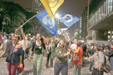 Proceso contra Rousseff vive jornada de vértigo