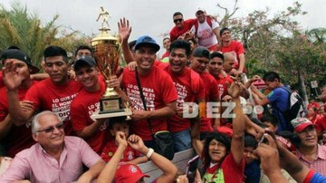 Guabirá traslada la celebración del título a Montero