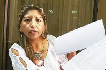Ex jueza confirma caso de extorsión de $us 8.000