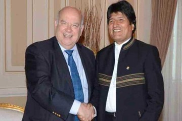 Chile y Bolivia cruzan acusaciones por Silala