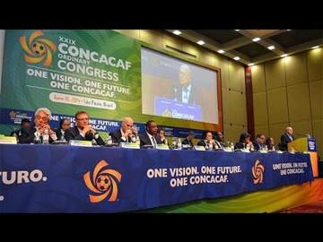 FIFA anuncia desbloqueo financiero a la CONCACAF