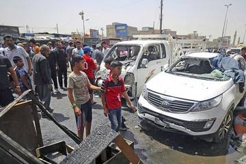 Estado Islámico mata a 93 personas en Bagdad