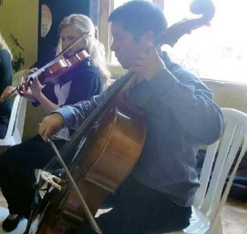 Abren ciclo de charlas sobre instrumentos orquestales