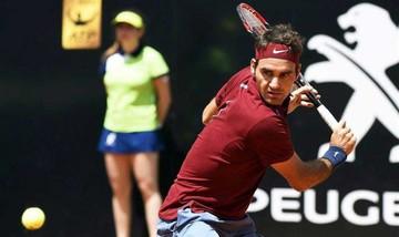 Federer cae en octavos