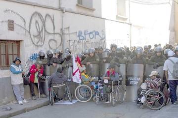 Presupuesto para personas discapacitadas no se ejecuta