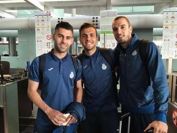 Espanyol guarda sus figuras