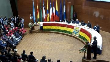 Sucre ya vive la X Cumbre Hemisférica de Alcaldes