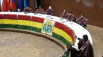 Evo Morales rechaza ley de tráfico de drogas de EEUU