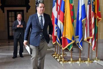 La Asamblea venezolana pide aplicar carta de OEA