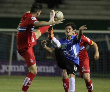 Espanyol supera a Blooming por la Copa Cine Center