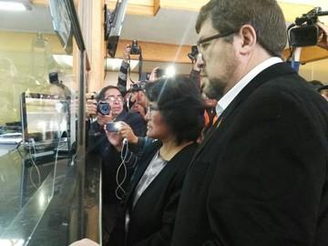 Doria Medina presenta recurso de inconstitucionalidad contra decreto que permite uso de dinamitas