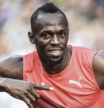 Usain Bolt rompe su última marca y gana en Ostrava