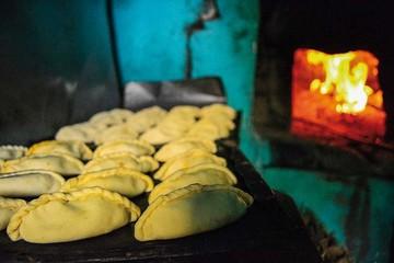 Salteñas potosinas, pura tradición