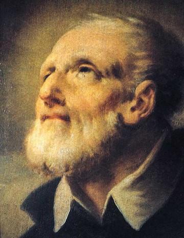 """""""Pippo buono"""", el santo de la alegría"""