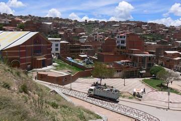 Ebrios violan a mujer en el barrio Bajo Delicias