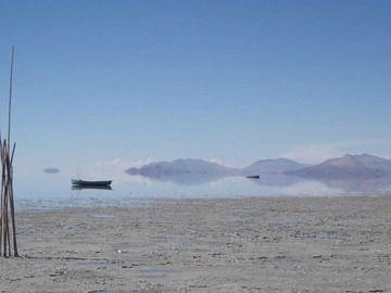 Estudio confirma altos niveles de contaminación de lo que resta del Lago Poopó