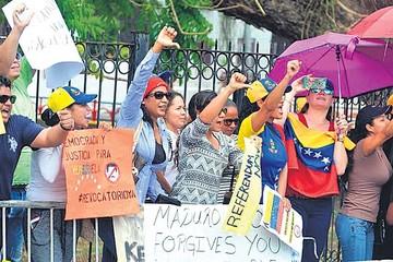 Venezuela: ONG advierte incremento de represión