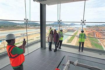 Empresa concluye ampliación del Canal de Panamá