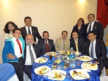Aniversario del Rotary Club La Plata