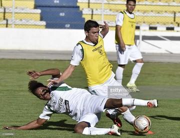 Algarañaz se une a la Selección