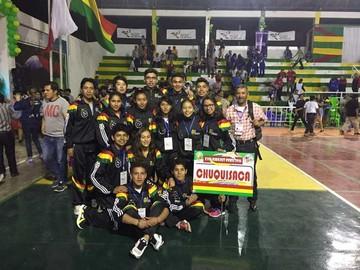 Chuquisaca logra primera medalla dorada en Perú