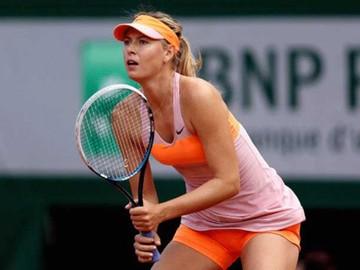 Rusia preselecciona a Sharapova pese a sanción por dopaje