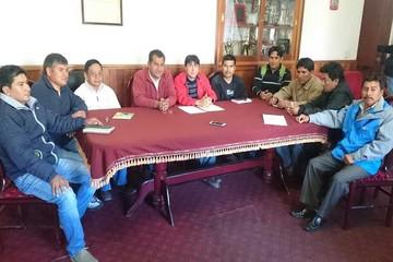 Transportistas ratifican bloqueo desde el lunes
