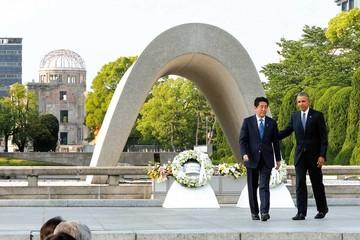 Obama pide no olvidar tragedia de Hiroshima