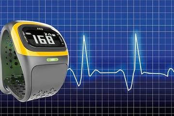 Dispositivo monitoriza el corazón y se adhiere al cuerpo